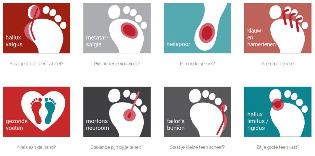 voetklachten